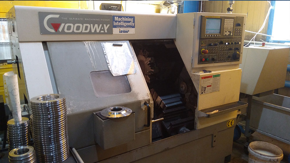 turning work on cnc machines