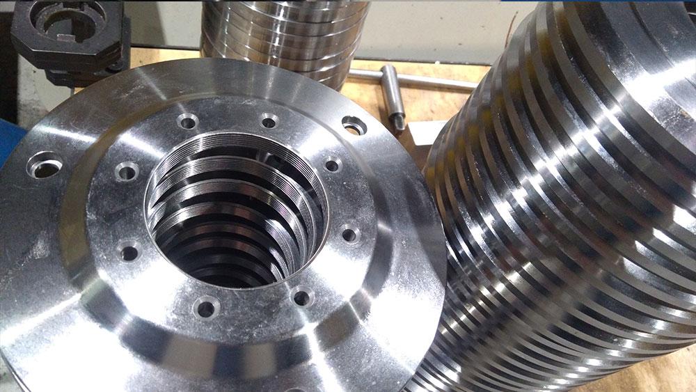 metal turning work to order
