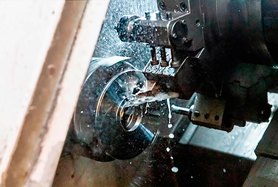 изготовление деталей на станках с чпу