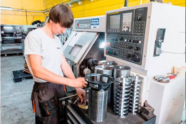 Услуги металлообработки в Кропивницком