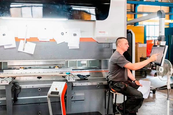 Услуги металлообработки в Мелитополе